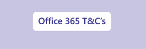 Office 365 T&Cs