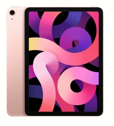 Apple 10.9-inch iPad Air Wi-Fi 64GB - Rose Gold